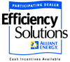 Alliant Energy Insulation and Window Rebates Contractor